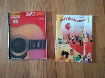 Guitar Lesson books 2 books in total in Aurora, Illinois