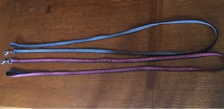 2 Used Dog Leashes in Yorkville, Illinois