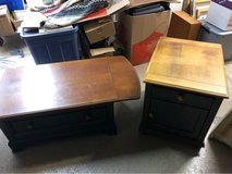 coffee table and end table in Naperville, Illinois