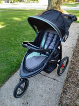 Graco FastAction Jogger LX Running Stroller in Naperville, Illinois