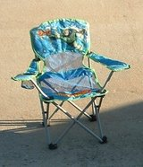toddler camp chair / fold up seat in Warner Robins, Georgia