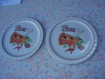 Two Pizza Plates in Wiesbaden, GE