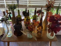 14 decorative bottles in Chicago, Illinois