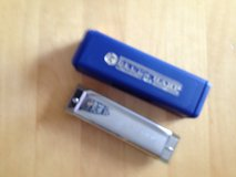 Hohner Blues Harp - Key of G in Ramstein, Germany