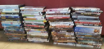 Lot of 80 Dvd's in 29 Palms, California