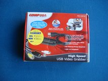 COMP USA HI-SPEED USB VIDEO GRABBER in Naperville, Illinois