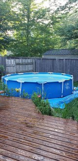 Swimming pool 12 feet in Naperville, Illinois