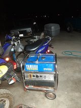 Yamaha 4500 generator in 29 Palms, California