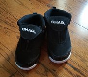 Black/White Shaq Shoes, Toddler Size 7 in Clarksville, Tennessee