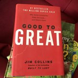 Good to Great by Jim Collins in Plainfield, Illinois