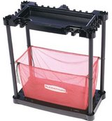 Rubbermaid Sports Gear Storage Station, Black / Red in Plainfield, Illinois