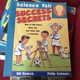 Science Fair Success Secrets By Bill Haduch in Plainfield, Illinois
