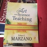 The Art and Science of Teaching by Robert J Marzano in Chicago, Illinois