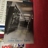 The Exhausted School by John Taylor Gatto in Aurora, Illinois