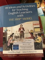 99 Ideas and Activities for Teaching ELs with SIOP Model in Plainfield, Illinois