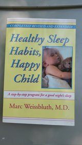 Healthy Sleep Habits, Happy Child in Aurora, Illinois