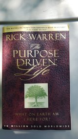 The purpose driven life in Naperville, Illinois