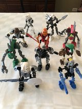 Lego Bionicles in Naperville, Illinois