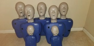 CPR Manikin Set - Everything you need in Houston, Texas