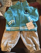 NWT 6 Month Sweatsuit in Bolingbrook, Illinois