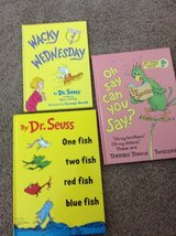 Dr. Suess Books in Naperville, Illinois