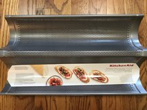 KitchenAid Double Baguette Loaf Pan (New in Package) in St. Charles, Illinois
