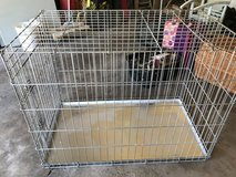 Large Dog Kennel in Schaumburg, Illinois
