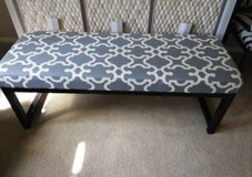 Upholstered Bench in Conroe, Texas