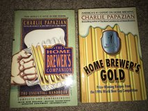 2 Home Brewing Books (Recipes & Handbook) in St. Charles, Illinois