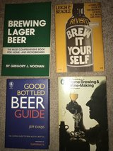 4 Home Beer Brewing Books in St. Charles, Illinois