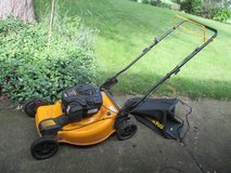 """Poulan Pro 22"""" cut self-propelled lawn mower in Naperville, Illinois"""