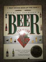 Beer Companion book by Michael Jackson in St. Charles, Illinois