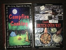 Campfire & Dutch Oven Cook Books in St. Charles, Illinois