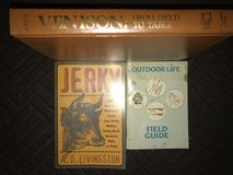 Jerky & Venison Books in St. Charles, Illinois