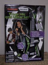 NEW Kawasaki Guitar and Stage Mic Set in Houston, Texas