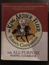 King Arthur Cookbook (plus sourdough cookbook) in St. Charles, Illinois