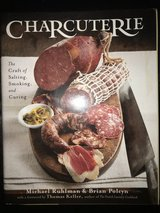 Hard Cover Book:  Charcuterie (the craft of salting, smoking and curing meat) in St. Charles, Illinois
