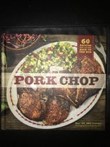 Hard Cover Cookbook:  Pork Chop in St. Charles, Illinois
