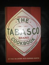 Hard Cover Cookbook : The Tabasco Cookbook in St. Charles, Illinois