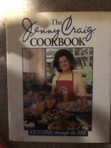 Jenny Craig Cookbook (hard cover) in St. Charles, Illinois