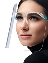 Face Shield In Stock Quantities Limited in The Woodlands, Texas