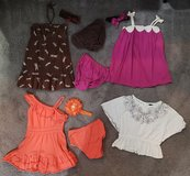 Baby Gap 18-24m Dress w/ headband & diaper cover in Clarksville, Tennessee
