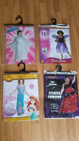 Girls costumes in Tinley Park, Illinois