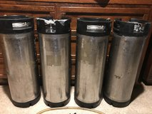 4 5-Gallon Ball Lock Kegs (for home beer brewing) in St. Charles, Illinois