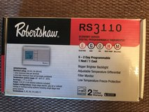 Robertshaw Thermostat (digital / programmable) in Naperville, Illinois