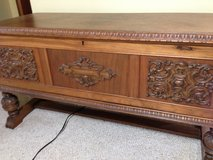Ed Roos Cedar Chest (1930's) in Batavia, Illinois