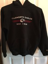 Ellsworth Eagles hooded sweatshirt in Aurora, Illinois