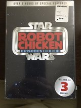 Star Wars Robot Chicken in Naperville, Illinois