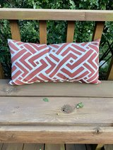 Outdoor Lumbar Pillow in St. Charles, Illinois