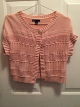 GAP pink flower dress and sweater in Naperville, Illinois